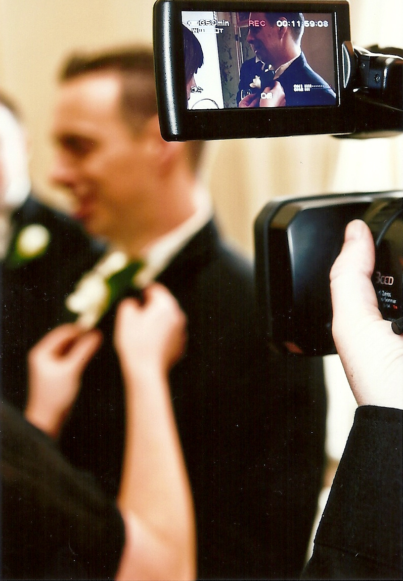 Videographer Wedding
