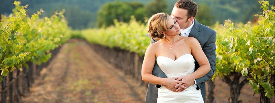 wedding vineyard photography
