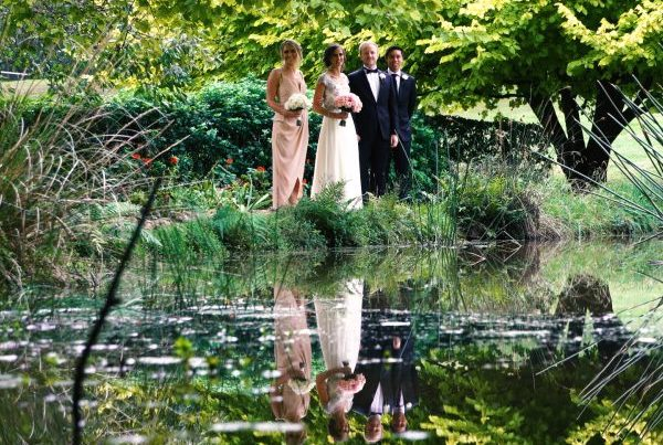 Lakeside Bridal party