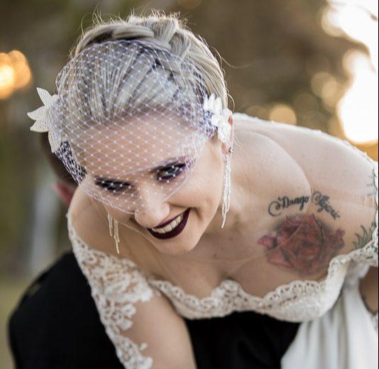 Cheeky Bride