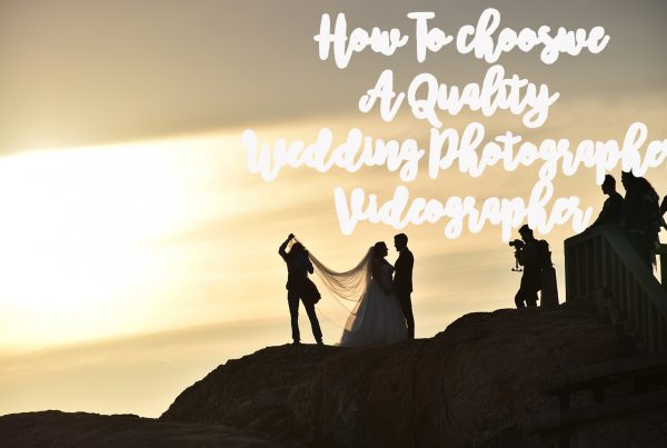 How To choose a quality wedding Photographer