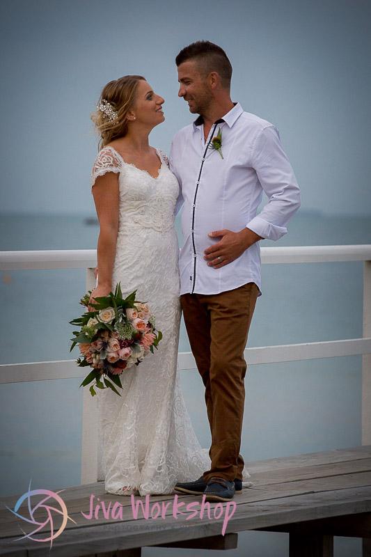 Wedding Pier Brendan & Nat