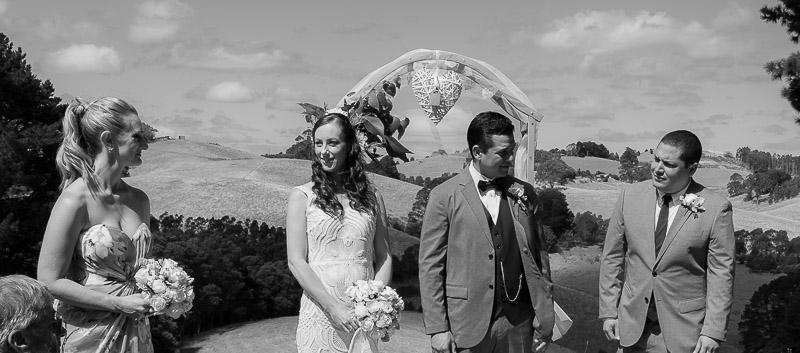 Hilltop Bridal Party