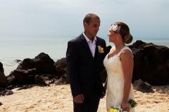 Beach Couple Photo