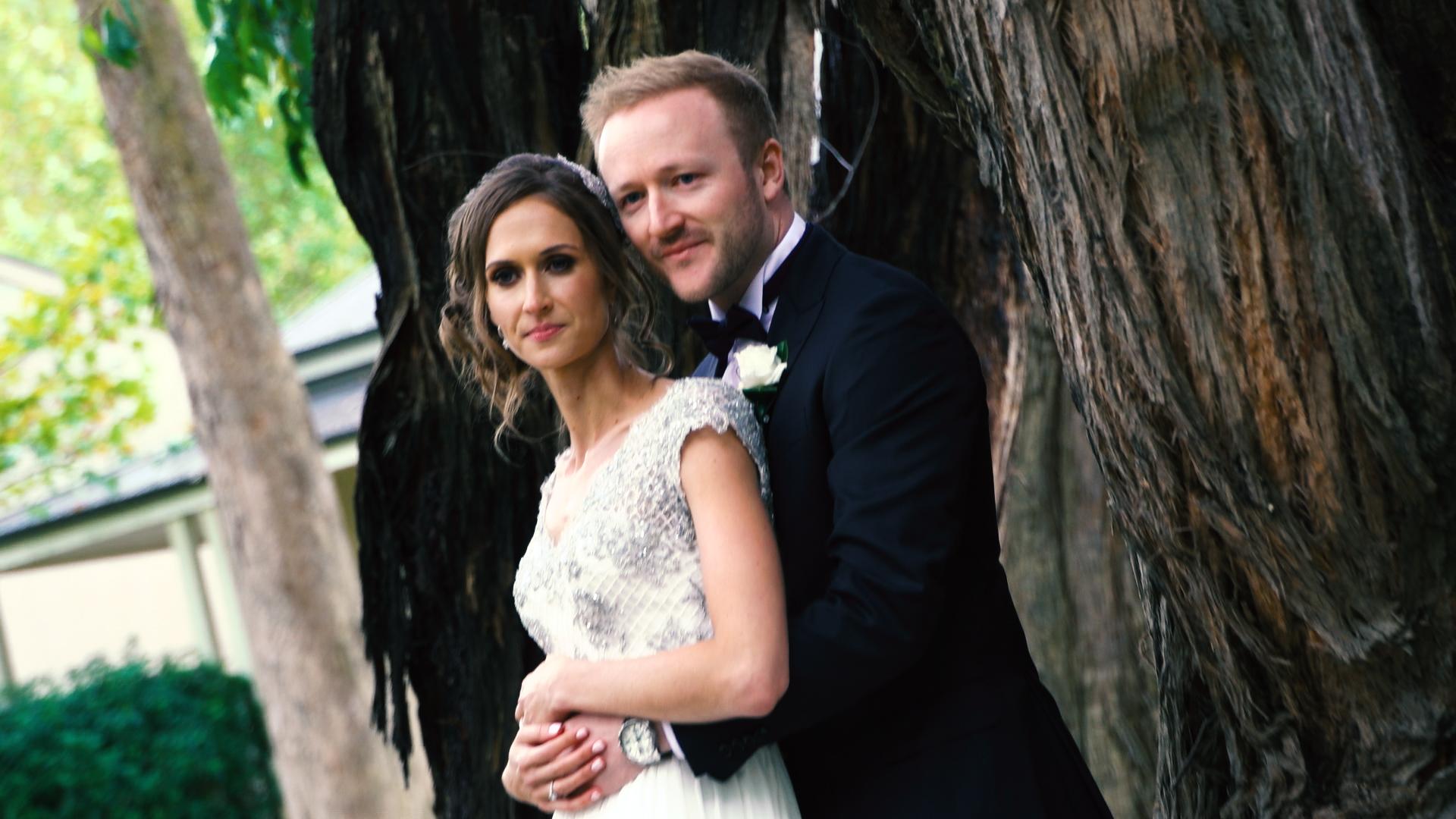 Bride & Groom Tree
