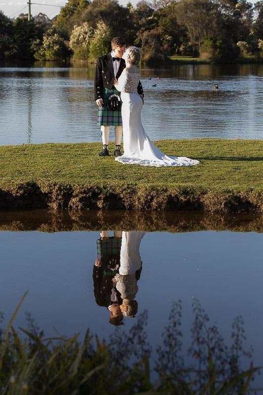 Married at Stillwater at Critenden