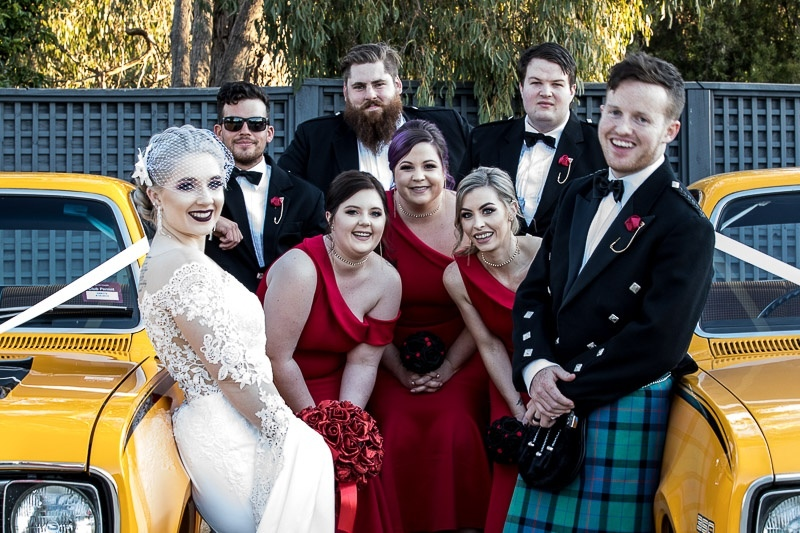 Bridal Party Monaro