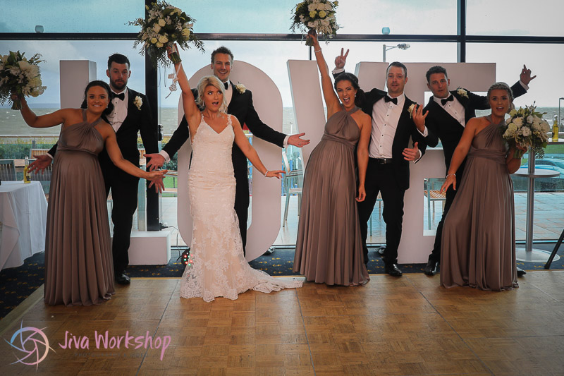 Love Bridal Party