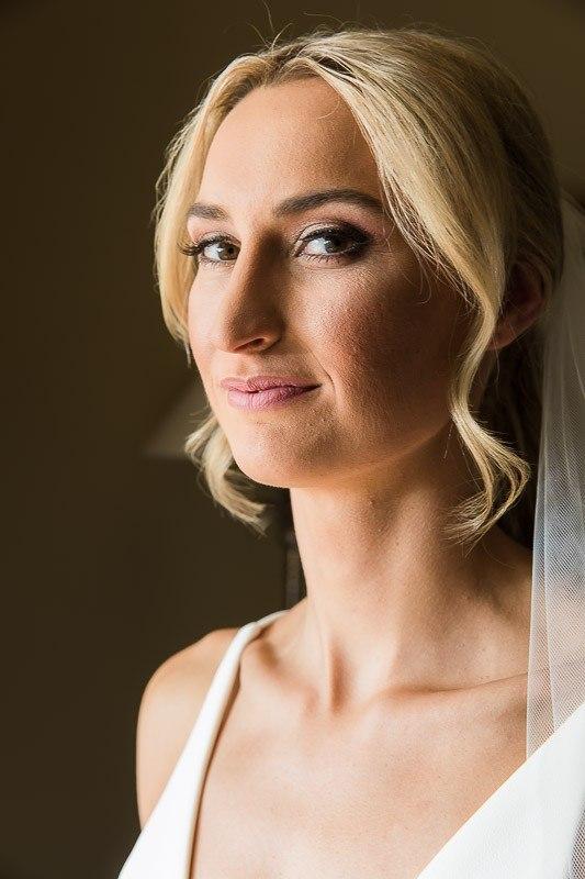 Bridal glare