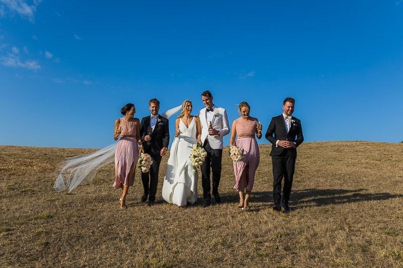 Big Sky Bridal Party