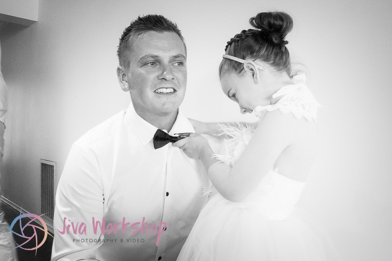 Father & Daughter wedding